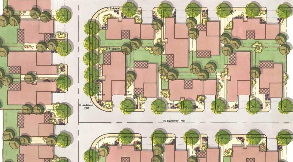 HUB Plan - Master Planning - Serenity 2