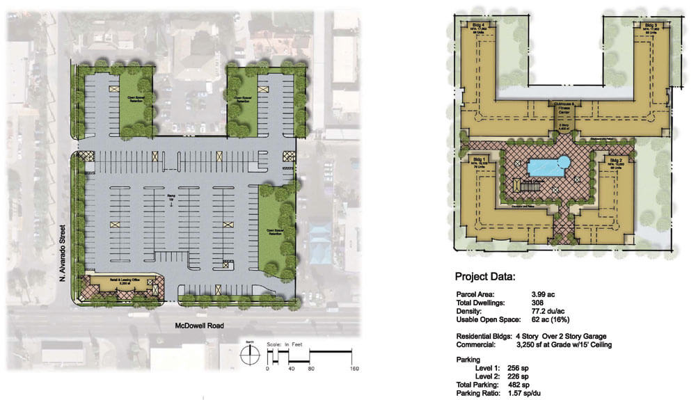 HUB Plan - Mixed Use - Broadstone 1