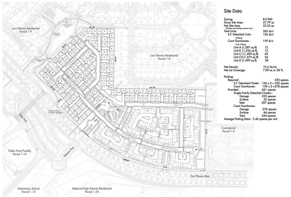 HUB Plan - Residential - Asante 2