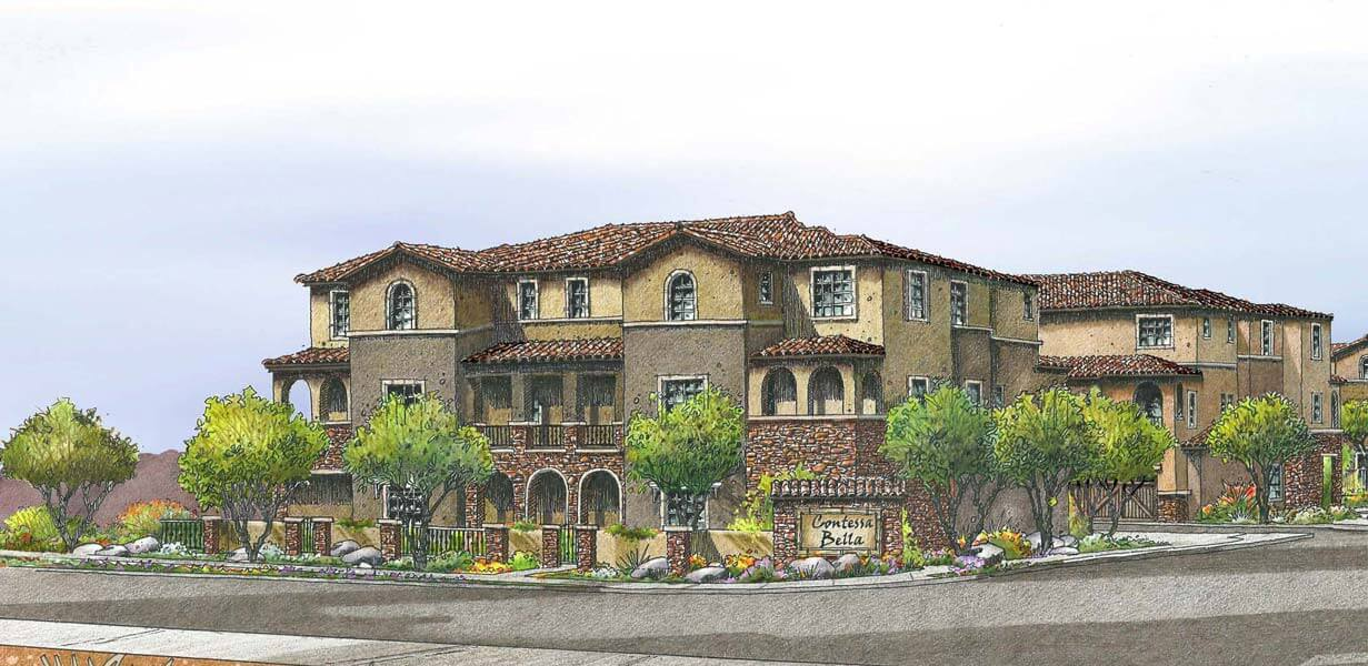 HUB Plan - Residential - Contessa Bella 2