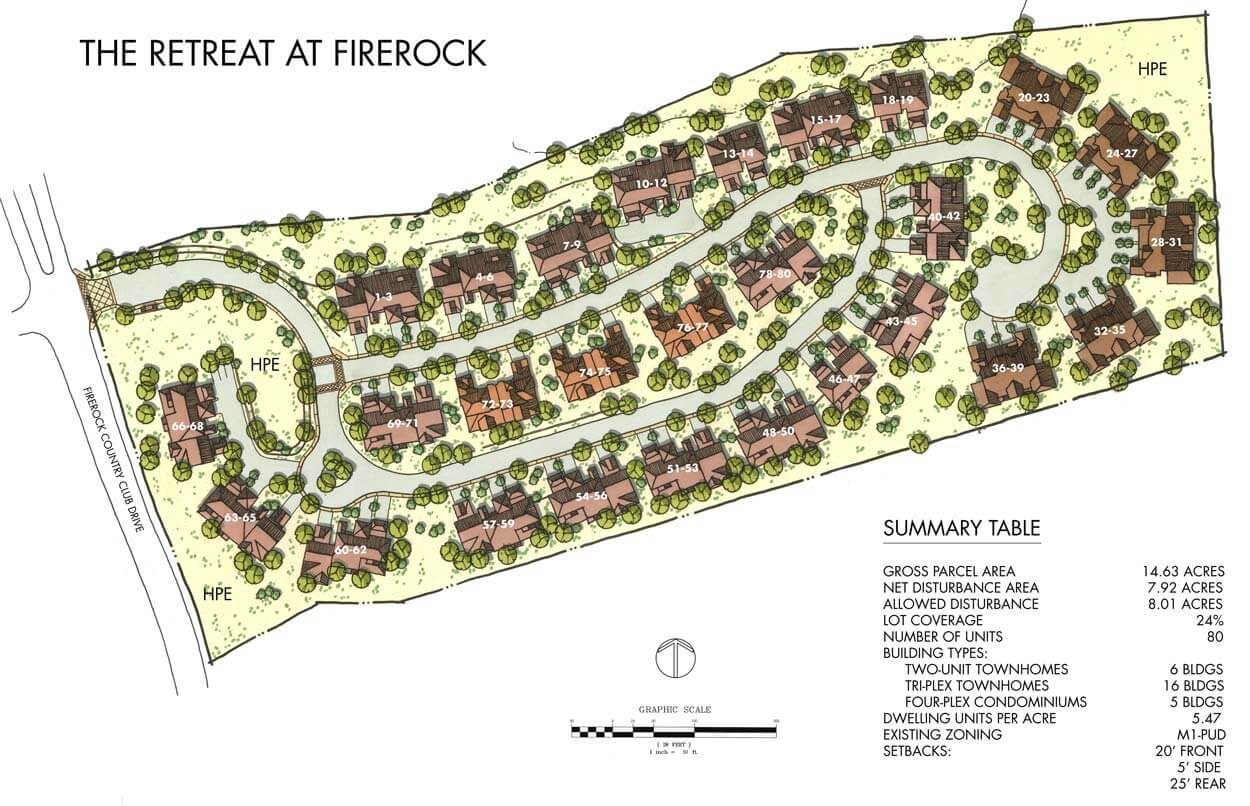 HUB Plan - Residential - Retreat Fire Rock 1