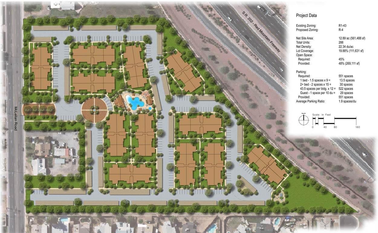 HUB Plan - Residential - Tramonto 1