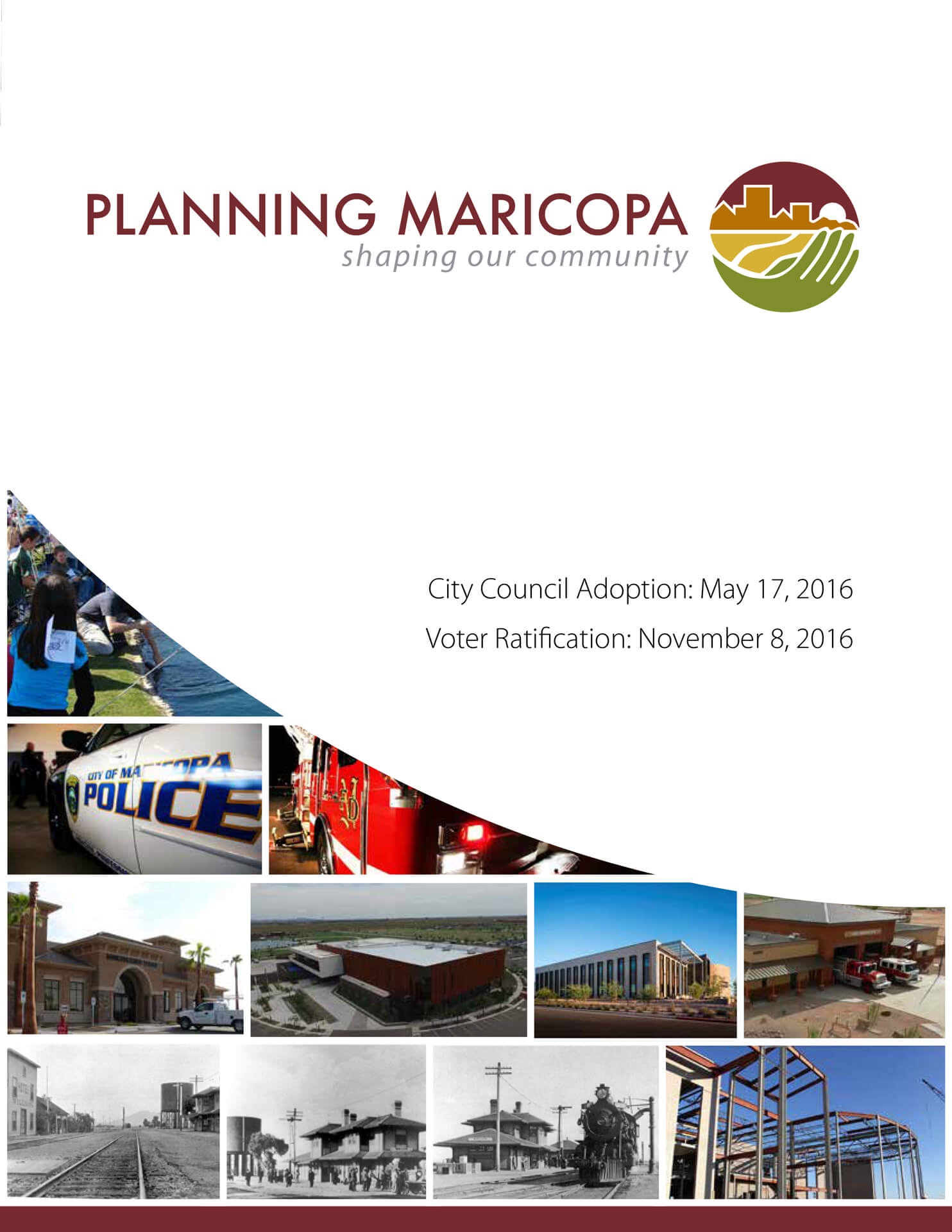Maricopa General Plan (Cover)